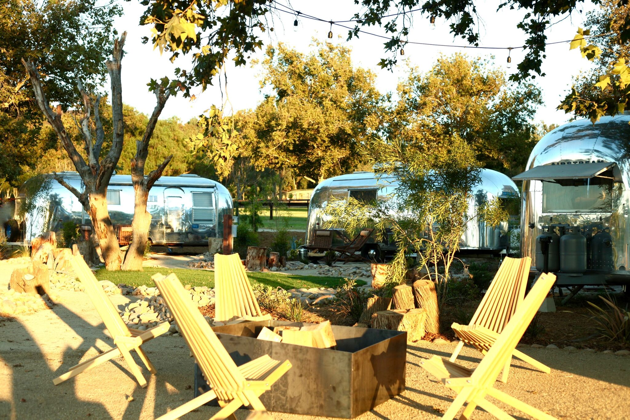 Silver Lining Trailer Camp - A New Kind Of Camping, Temecula